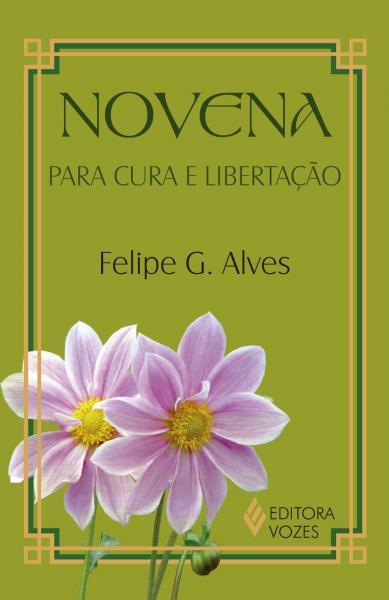 Livro - Novena para Cura e Libertação