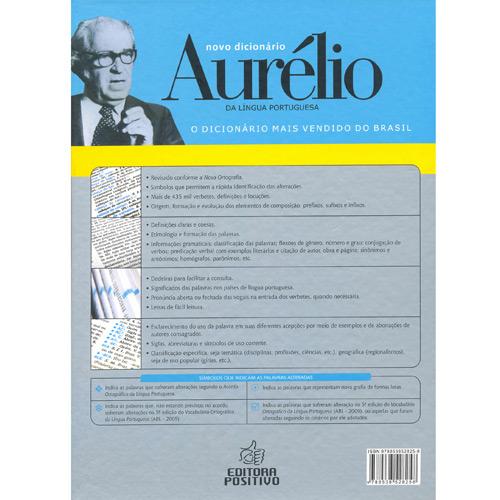 Livro - Novo Aurélio da Lingua Portuguesa