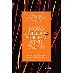 Livro - Novo Código de Processo Civil: Modificações Substanciais