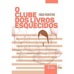 Livro - o Clube dos Livros Esquecidos