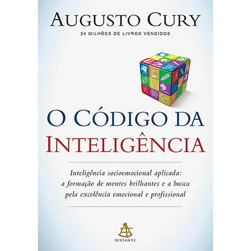 Tudo sobre 'Livro - o Código da Inteligência'