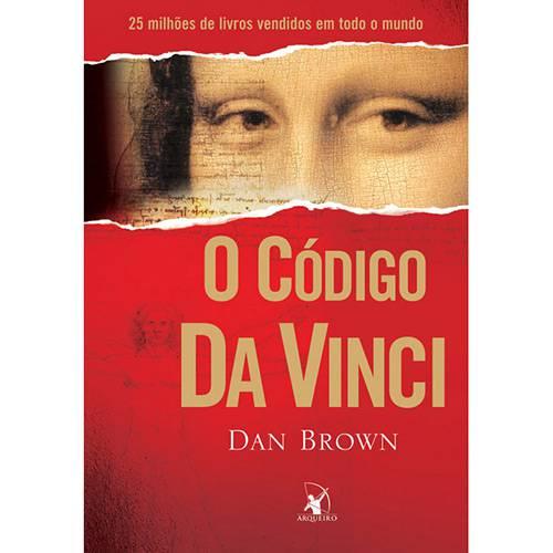 Tudo sobre 'Livro - o Código da Vinci'
