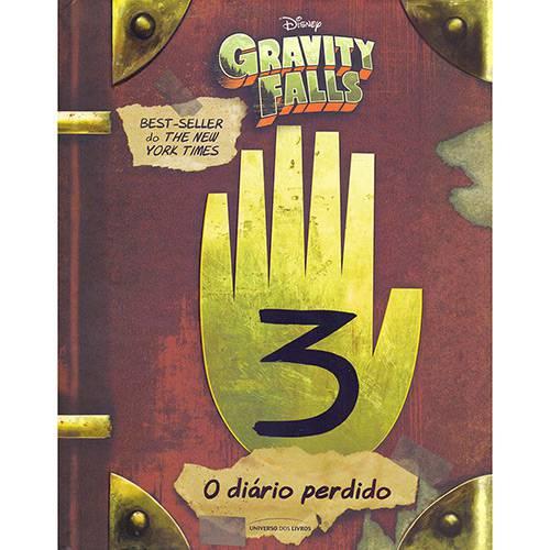 Tudo sobre 'Livro - o Diário Perdido de Gravity Falls'