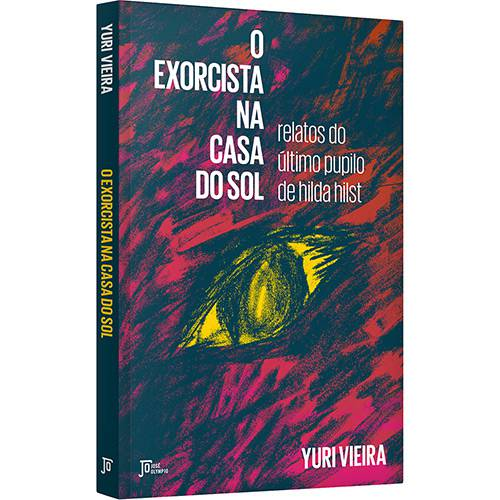 Livro - o Exorcista na Casa do Sol