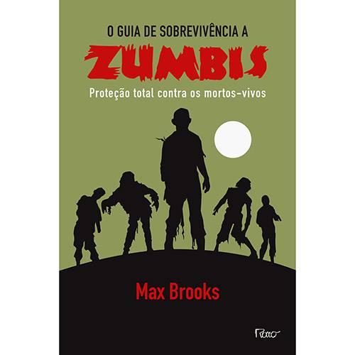 Tudo sobre 'Livro - o Guia de Sobrevivência a Zumbis'