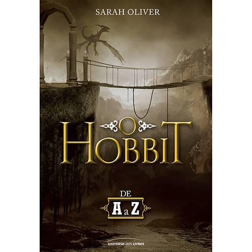Livro - o Hobbit: de a A Z