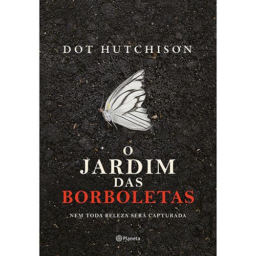 Livro - o Jardim das Borboletas