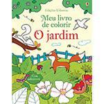 Livro - o Jardim: Meu Livro de Colorir