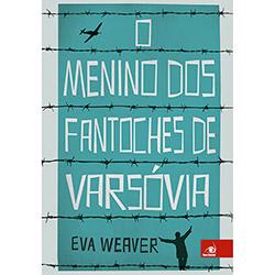 Livro - o Menino dos Fantoches de Varsóvia