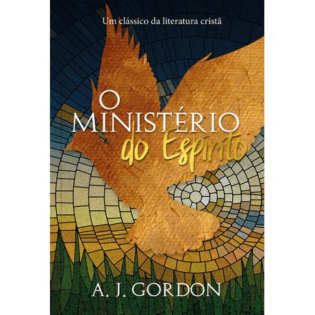Livro o Ministério do Espírito