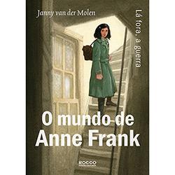 Livro - o Mundo de Anne FranK