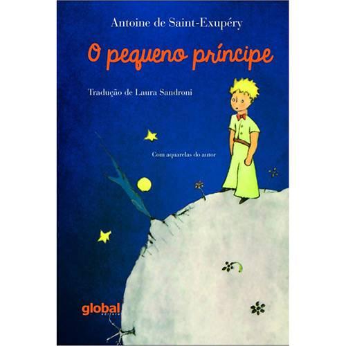 Livro - o Pequeno Príncipe (Com Aquarelas do Autor-Antoine de Saint-exupéry)