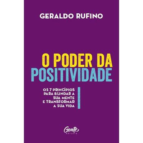 Tudo sobre 'Livro o Poder da Positividade'