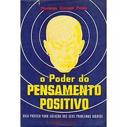 Livro - o Poder do Pensamento Positivo