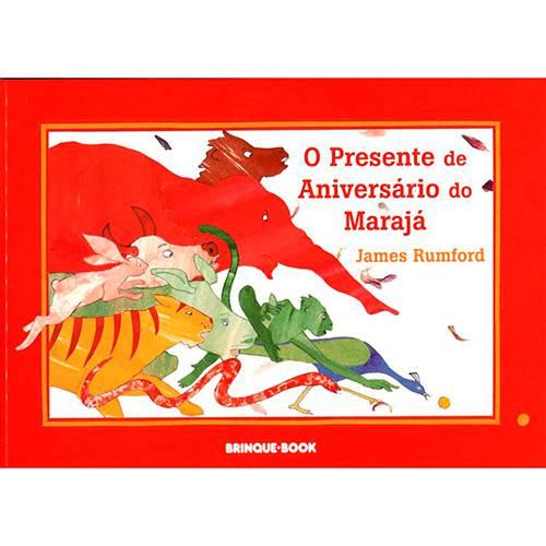 Livro - o Presente de Aniversário do Marajá