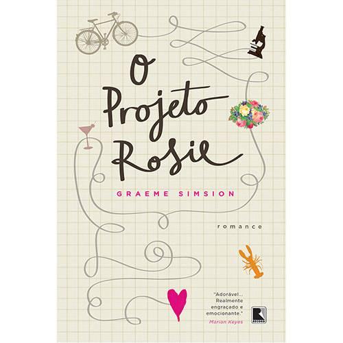 Tudo sobre 'Livro - o Projeto Rosie'