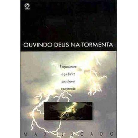Livro Ouvindo Deus na Tormenta