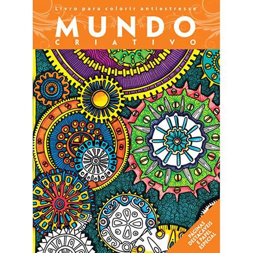 Livro para Colorir - Mundo Criativo