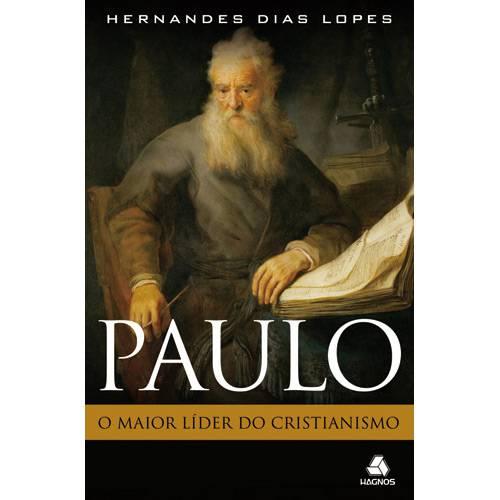 Livro - Paulo - o Maior Líder do Cristianismo (acompanha DVD - Edição Limitada)