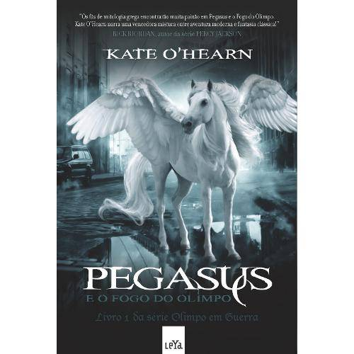 Tudo sobre 'Livro: Pegasus e o Fogo do Olímpo (Volume 1)'