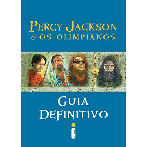 Tudo sobre 'Livro - Percy Jackson e os Olimpianos - Guia Definitivo'