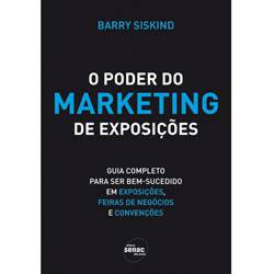 Livro - Poder do Marketing de Exposições, o