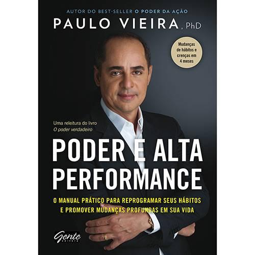 Livro - Poder e Alta Performance