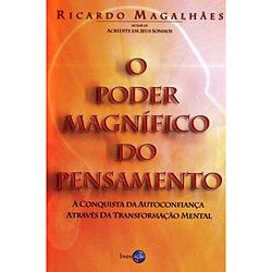 Livro - Poder Magnífico do Pensamento, o