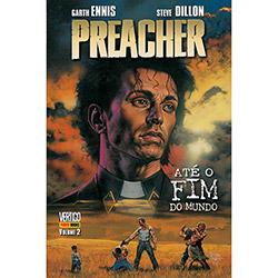 Livro - Preacher: Até o Fim do Mundo - Volume 2
