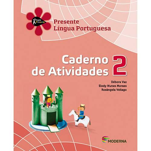 Tudo sobre 'Livro - Presente Língua Portuguesa 2 - Caderno de Atividades'
