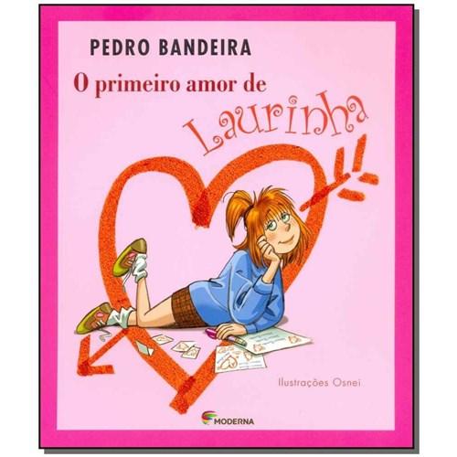 Livro - Primeiro Amor de Laurinha, o - 2Ed