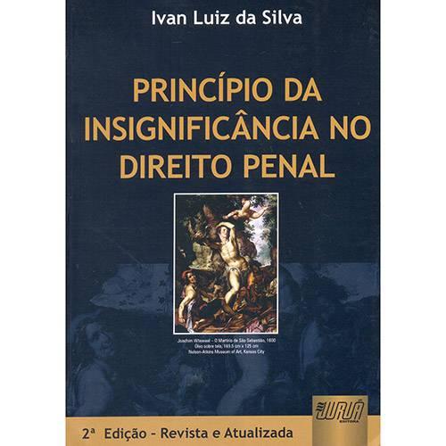 Livro - Princípio da Insignificância no Direito Penal