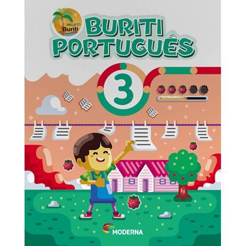 Tudo sobre 'Livro - Projeto Buriti Português - Vol. 3'