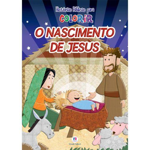 Livro Quebra-Cabeca - o Nascimento de Jesus