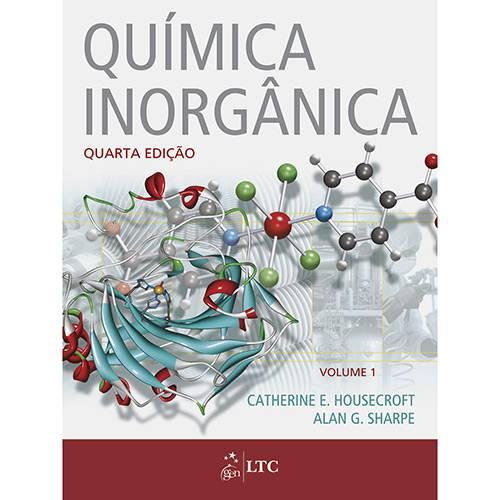 Tudo sobre 'Livro - Química Inorgânica'