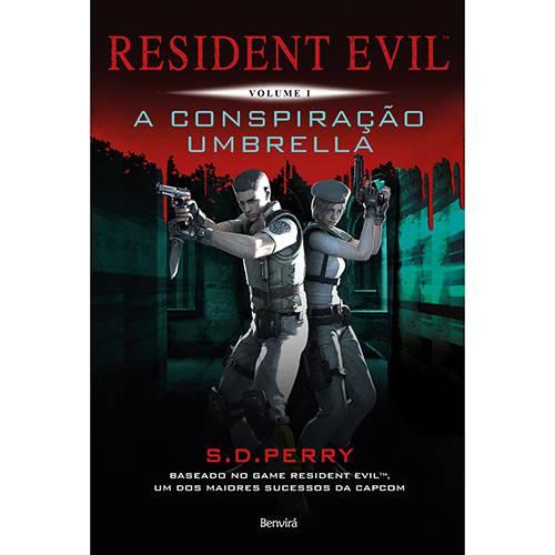 Tudo sobre 'Livro - Resident Evil: a Conspiração Umbrella'