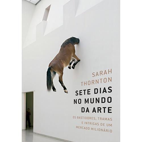 Livro - Sete Dias no Mundo da Arte