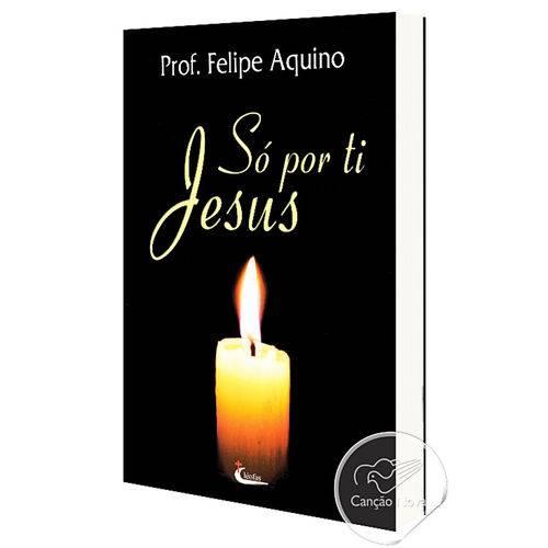 Livro só por Ti Jesus