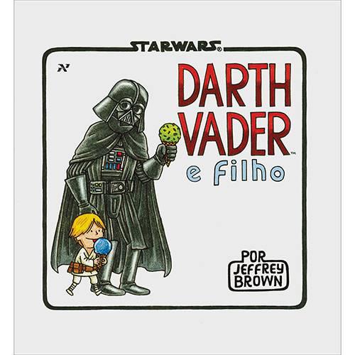 Tudo sobre 'Livro - Star Wars Darth Vader e Filho'