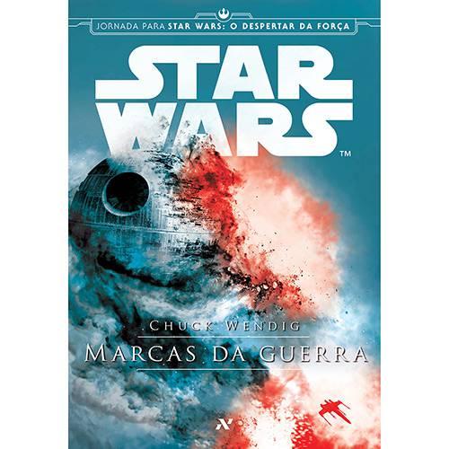Tudo sobre 'Livro - Star Wars - Marcas da Guerra'