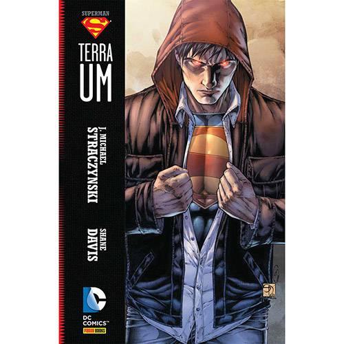Tudo sobre 'Livro - Superman: Terra um'