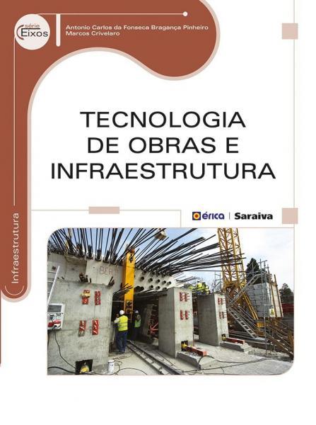 Livro - Tecnologia de Obras e Infraestrutura