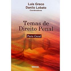 Livro - Temas de Direito Penal - Parte Geral