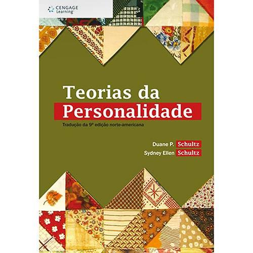 Tudo sobre 'Livro - Teorias da Personalidade'