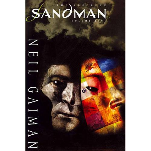 Tudo sobre 'Livro - The Absolute Sandman - Vol. 5'