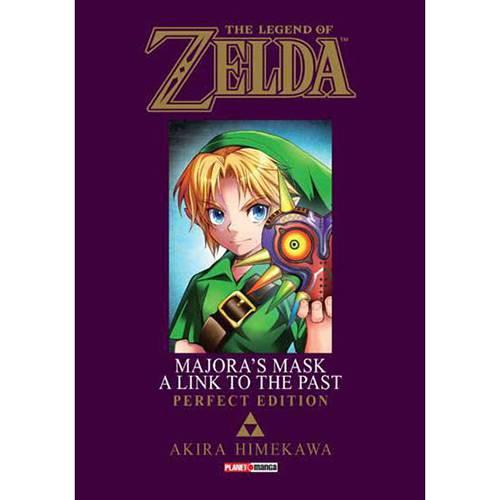 Tudo sobre 'Livro - The Legend Of Zelda'