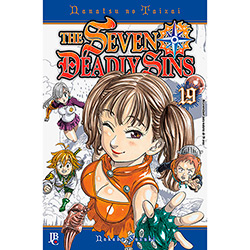 Livro - The Seven Deadly Sins 19