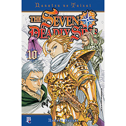 Livro - The Seven Deadly Sins - Vol. 10