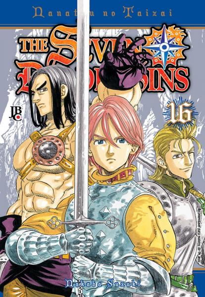 Livro - The Seven Deadly Sins - Vol. 16