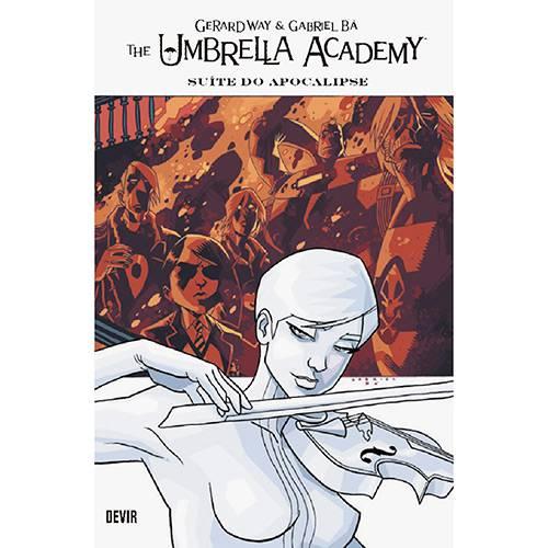 Tudo sobre 'Livro - The Umbrella Academy - Suíte do Apocalipse'